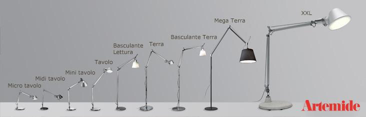 Artemide Tolomeo Luminaires amp Lampes En Vente